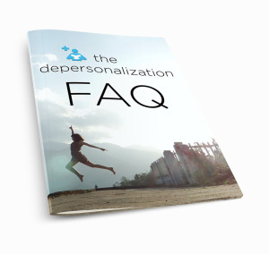 Depersonalization FAQ