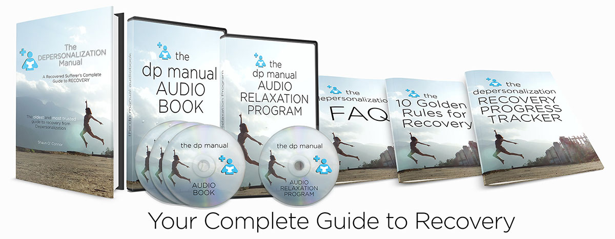The Depersonalization Manual - Start Your Recovery Today